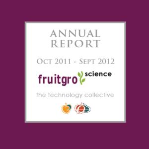 Hortgro Science Annual Report 2011 2012