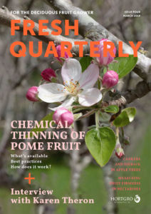 Fresh Quarterly Issue 4 March 2019 Final Cover