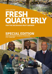 Fresh Quarterly Issue 5 July 2019 Cover
