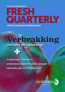 Fresh Quarterly Issue 6 Final 2019 09 Afrikaans Cover