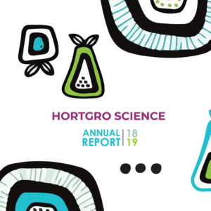 Hortgro Annual Report 2018 2019 Cover